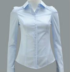 如何选择一款适合自己的职业装衬衫?