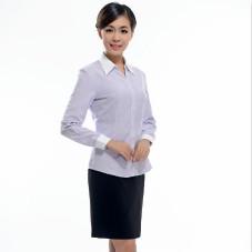 女性职业装与衬衫搭配技巧