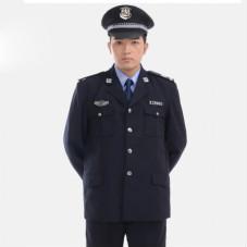 新款保安服制服定制