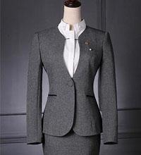 女士时尚职业装套装定制