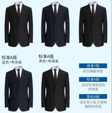 临汾职业装定制,不同公司职员适合不同类型职业装