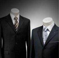 企业为什么会选择两粒扣西装