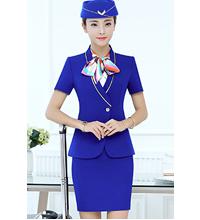 中国航空公司空姐制服