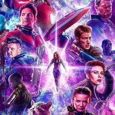 《复仇者联盟4》预告片放出,盘点剩下的超级英雄的美照