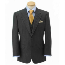 不同颜色的定制西装怎么搭配