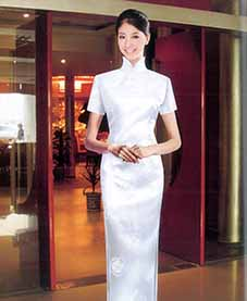 酒店工作服风格搭配才显得与众不同?酒店工作服设计