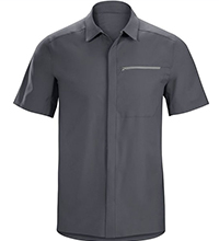 夏季短袖劳保工程衬衫定制