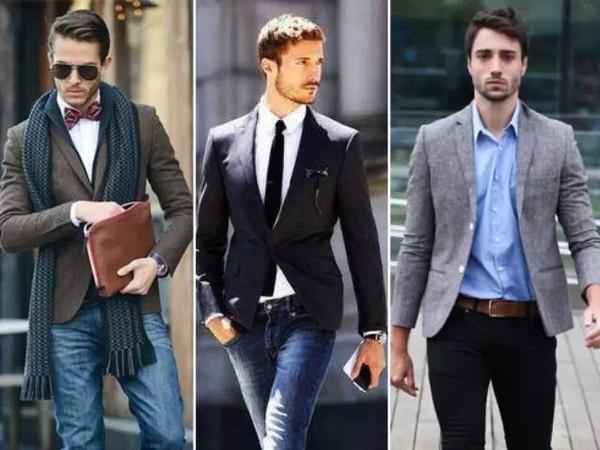 体现了一种年轻而叛逆的精神,与牛仔裤搭配的大多是休闲t恤和夹克,在