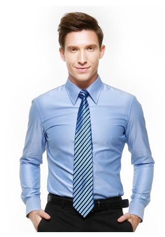 男士短衬衫怎么搭配